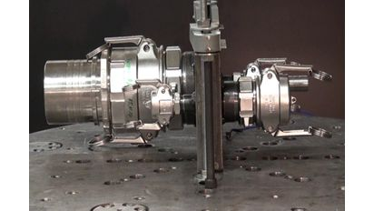 ELAFLEX Cam Locking Coupling to EN 14420-7: