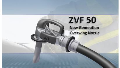 ZVF 50 – Overwing Nozzle